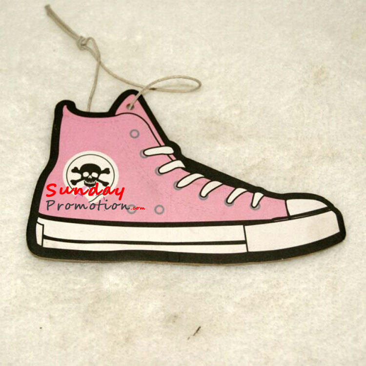 Personalized Car Air Freshener New Car Smell Air Freshener Australia Shoes Shape