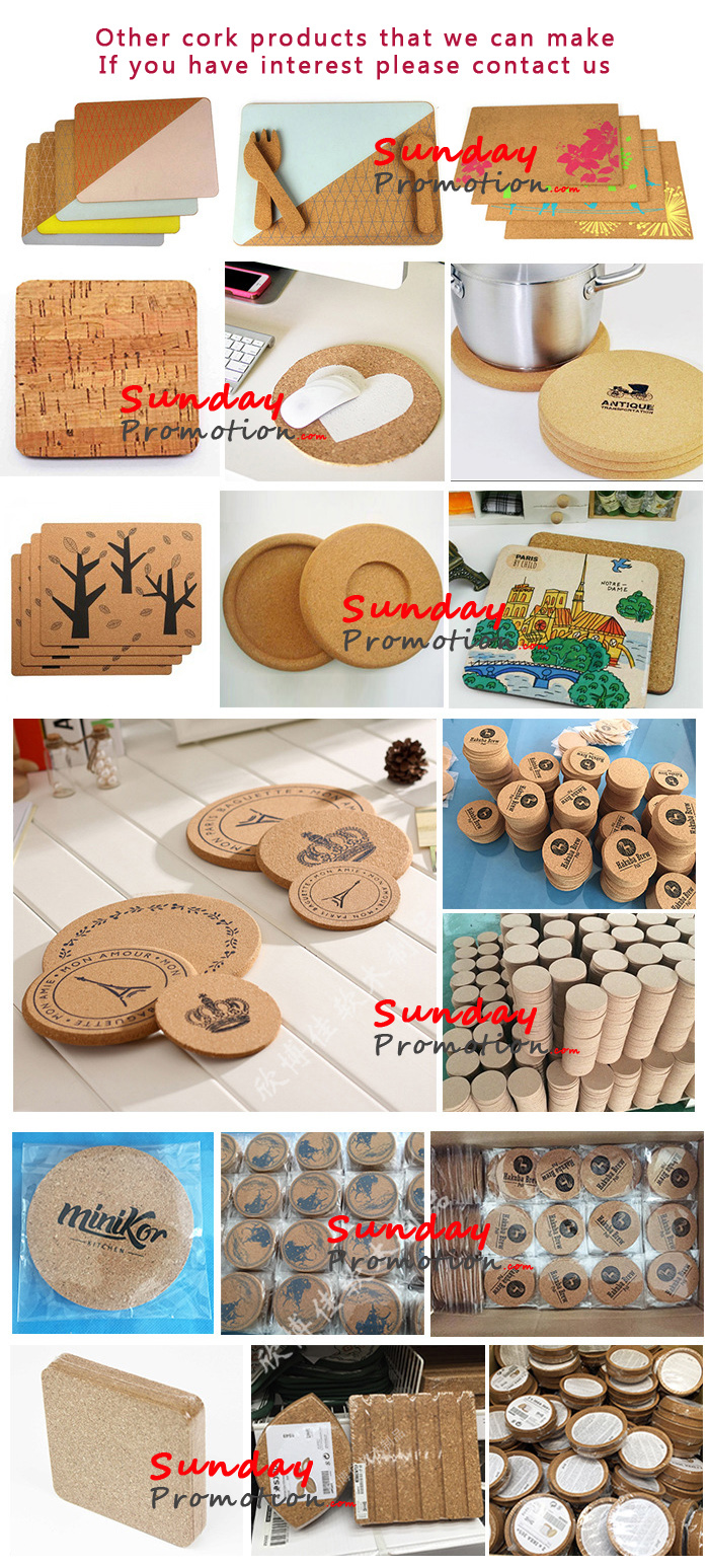 Custom Cork Magnets and Personalized Cork Mats 3.5