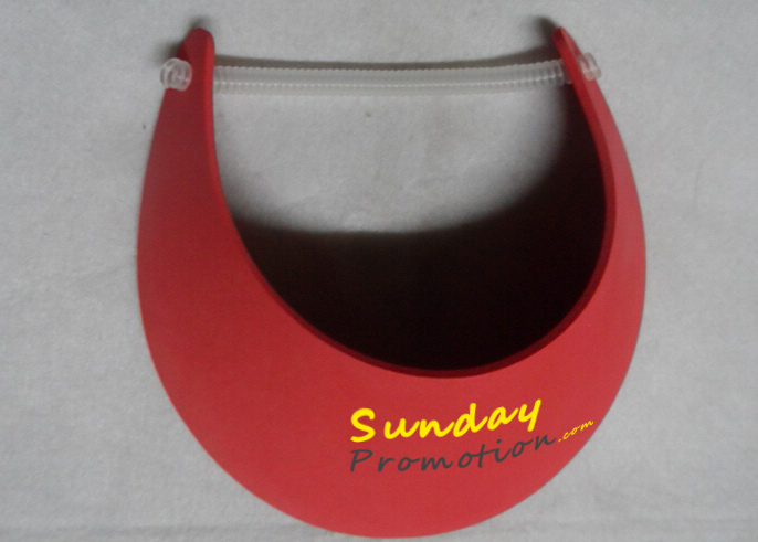Custom EVA Foam Visors Kids & Adults Promotion