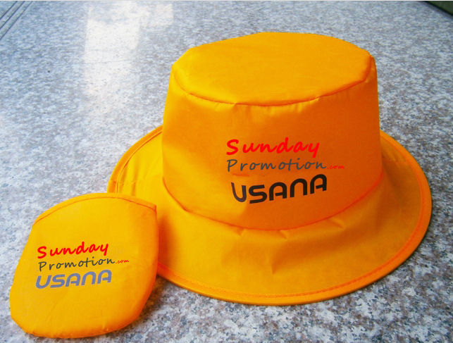 Custom Promotional Foldable Hats Finishing Hats