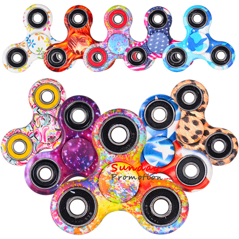 Wholesale Fidget Spinner Camouflage Color Galaxy Color Supplier