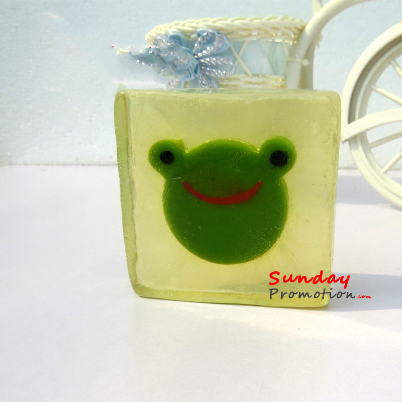 Wholesale Handmade Soap Supplier Cute Design for Kids 1