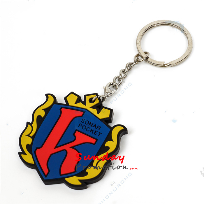 Advertising Keychains Custom Made with Logo Cheap