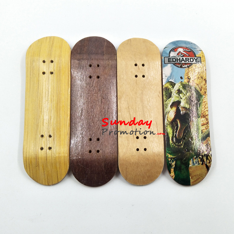 Wholesale Blank Maple Wodden Finger Skateboard Decks