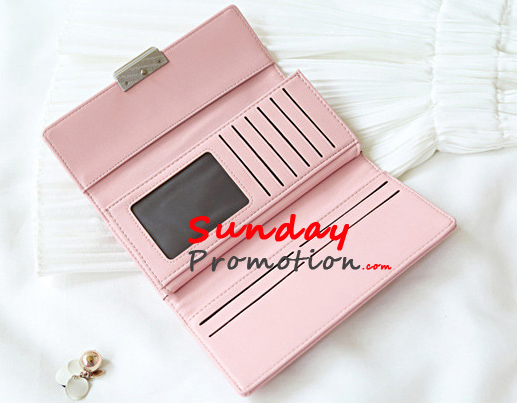 Custom RFID Credit Card Wallet Wholesale Anti Scan Wallet 10