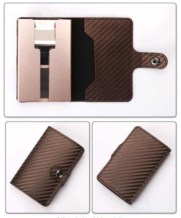 best carbon fiber wallets wholesaler branded carbon fiber card holder wallets - Best Card Holder Wallet