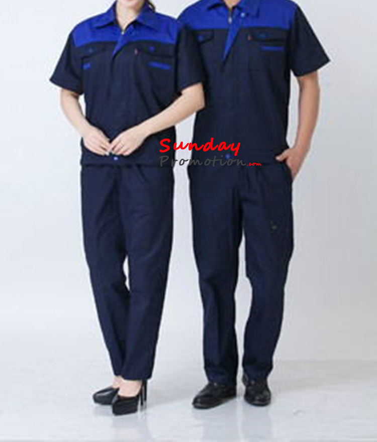 Embroidered Womens Workwear Online With Logo and Trousers 5