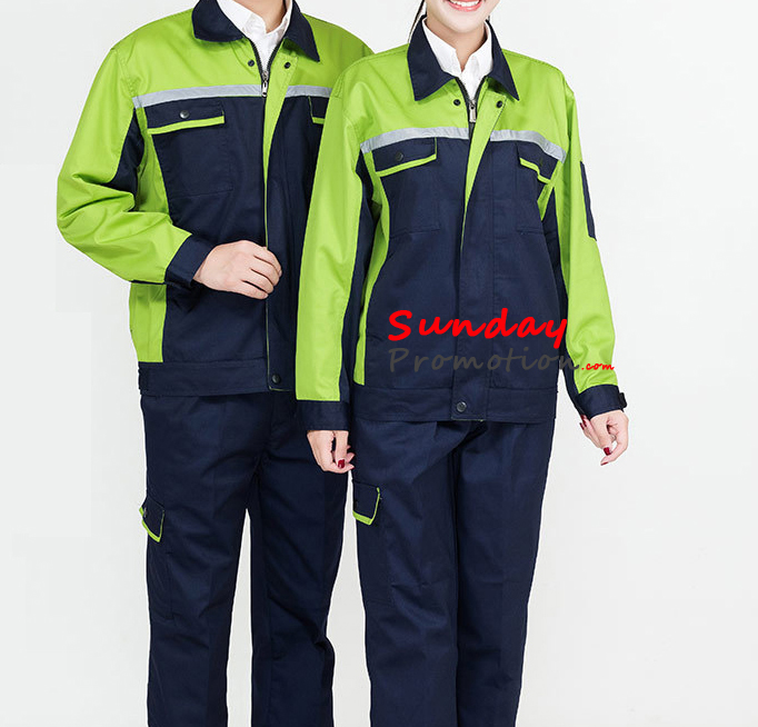 Embroidered Mens Workwear Trousers Suits Cheap Workwear Supplier 6